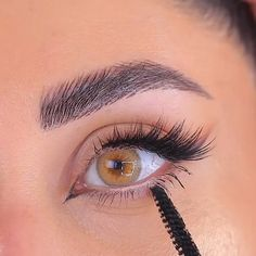 Makeup Eye Looks, Eye Makeup Steps, Eye Makeup Art, Simple Eye Makeup, Dramatic Makeup, Contour Makeup, Eyebrow Makeup, Eyeshadow Makeup, Skin Makeup