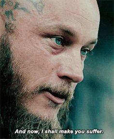 King Ragnar Lothbrok, Vikings Ragnar, Vikings Tv Show, Vikings Season 4, Travis Fimmel, History Channel, Mythology, Handsome, Hero