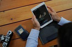 iPad Mini Durables Sleeve in Navy