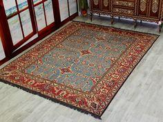 Bukhara 277x219 cm kasak Teppich Nr:502 - orientart