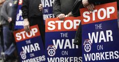President Obama Must Speak Out and Stand Up for Labor Unions