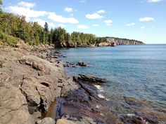 One of my favorite places of all time. Tettegouche State Park. North Shore. Lake Superior, Minnesota.