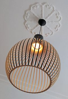 Vintage style light and lamps enhance the beauty of whole house.