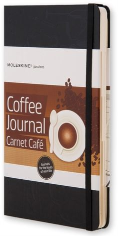 Moleskine Passions Coffee Journal (9788866135357) | hive.co.uk