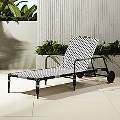 idle black outdoor chaise lounge chaise lounges patios and outdoor spaces