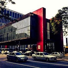 MASP - Avenida Paulista - São Paulo - Brasil