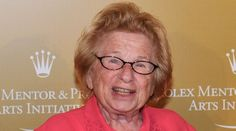 Dr. Ruth's Sex Tips for Wartime – The Shmooze – Forward.com