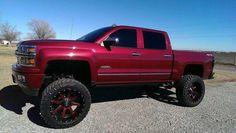 Sexy truck