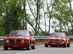 Alfa Romeo: GTA and GTAm //
