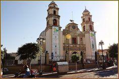 Catedral de Tehuacán la Inmaculada Concepción y Cueva,Tehuacán,Puebla,Mexico. by Catedrales e Iglesias, via Flickr
