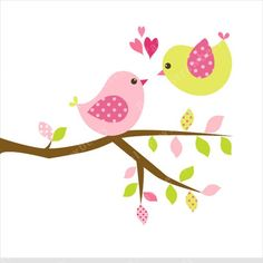 would make pretty quilt square pajaritos Bird Applique, Applique Patterns, Applique Quilts, Applique Designs, Embroidery Applique, Quilt Patterns, Machine Embroidery, Embroidery Designs, Motifs D'appliques