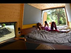 How to convert a Van in to an Off-Grid Camper in 17 Days! More