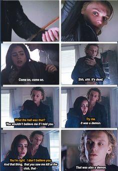 Jace & Clary - TMI Movie