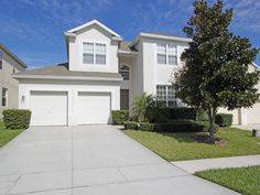 7774 Basnett Circle, Kissimmee FL is a 5 Bed / 5 Bath vacation home in Windsor Hills Resort near Walt Disney World Resort