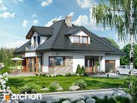 Dom w czarnuszce 2 Home Building Design, Building A House, House Design, House Extensions, Design Case, Modern Classic, Home Fashion, My Dream Home, Planer