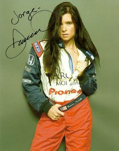 #Danica Patrick #autograph - know where to find the best #celebrity addresses for #fanmail?  Click to find out now!