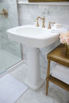 French Cottage Bathroom Renovation- Reveal -  Do you remember the story of Cinderella?   She was a girl who was once just like a maid doing all the not so pretty work   like scrubbing f...