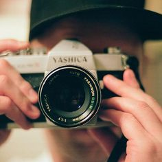 Running around with Yashica today. #fotomatter