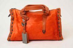Oranje handtas