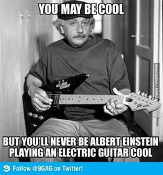 You may be cool...