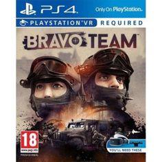 Playstation 4 Bravo Team PSVR (PS4) £29.99 PRE-ORDER release date 07/04/18