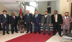 MÜSİAD Konya Şubesinden Afrika Büyükelçilere ziyaret #konyahaber http://ift.tt/2fPamBh