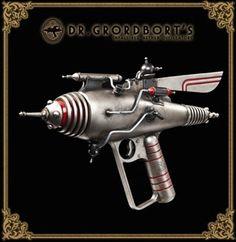 Metropolis style gun