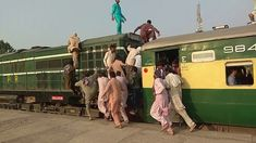 Pakistan Railways Started By Air Service Through Lasani Express Pakistan Railways, Save Life, Locomotive, Locs