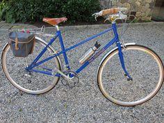 Velo Orange Mixte Cocktail Bike Ready to Shake by G Ruby, via Flickr