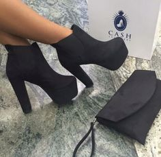 High Heels Long Boots For Women High Heel Non Slip Inserts High Heel Boots, Heeled Boots, Bootie Boots, Shoe Boots, Ankle Boots, High Heels, Shoes Heels, Black Heels, Pumps