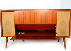 Grundig TM 45 Stereo Console