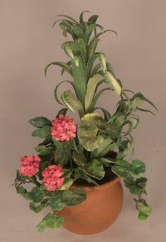 Plant Arrangement #2 by Marie Petrik