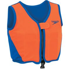 Speedo America Swim Vest    This Speedo swim vest is a great tool for helping young swimmers build water confidence