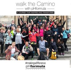 The second day of the pHformula Walk the Camino! We walked from Portomarin to Palas yesterday. Another day filled with beauty and camaraderie - making a difference! Motor Neuron, In Remembrance Of Me, Make A Difference, The Camino, Rite Of Passage, Create Awareness, Losing Her, Spain Travel, My Father