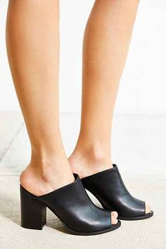 Silence + Noise Sloane Heel - Urban Outfitters