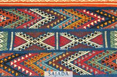 """La raison est droite mais la route est sinueuse."" Proverbe chinois  Tous nos tapis sur www.sajada.fr/tapis  #tapis #kilim #artisanat #tunisie #handmade #art #tunisia #carpet #rug #tourism #tourisme #decoration #deco #home #design #colorful #like #pretty #joli #beau #look #photo #beauty #france #tissage #artisan #artisane #jaune #bleu #patrimoine #culture #héritage"