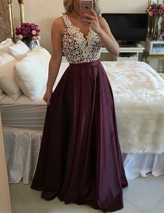 Gorgeous Sleeveless 2016 Lace Evening Dress Floor Length _High Quality Wedding Dresses, Quinceanera Dresses, Short Homecoming Dresses, Mother Of The Bride Dresses - Buy Cheap - China Wholesale - 27DRESS.COM