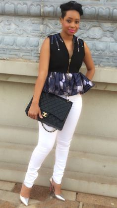 Pokello African Tops, African Wear, African Women, African Dress, Latest African Fashion Dresses, African Print Fashion, Africa Fashion, Style Africain, Ghanaian Fashion
