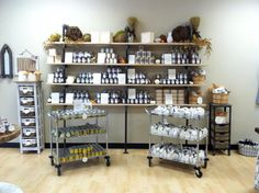 Honey House showroom www.waxingkara.com