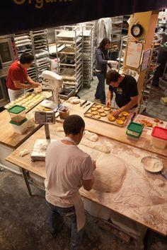KEN'S ARTISAN BAKERY. 503-248-2202. Mon through Sat: 7am - 6pm (Monday night pizza 5:30 - 9:30) Sun: 8am - 5pm. 338 NW 21st Ave. Portland, OR