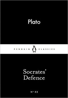 Buy Socrates' Defence by Plato at Mighty Ape NZ. 'I'll stop doing it as soon as I understand what I'm doing.' Somewhere between a historical account and work of philosophy, Socrates' Defence details . Socrates, Good Books, Books To Read, Modest Proposal, Book Background, Penguin Classics, Book Memes, Penguin Books, Book Aesthetic