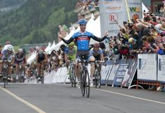 Tyler Farrar wins stage 1 of the 2012 USA Pro Challenge - — Tyler Farrar (Garmin-Sharp) sprinted to victory in stage 1 of the 2012 USA Pro Challenge on Monday.