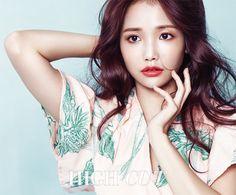 Ha Yeon Soo - High Cut Magazine Vol.170