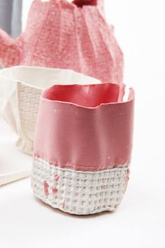 Alice Porcelain Tableware by Rachel Boxnboim. Whimsical.