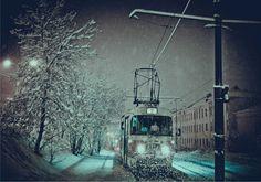 from Ekaterinburg