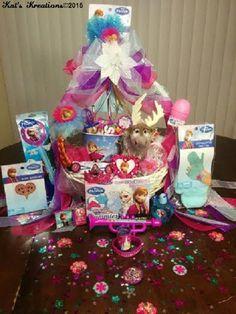 """Princess Anna"" Gift Basket"