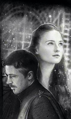 Petyr and Sansa