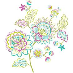 WallPops!� Delia Jeweled Wall Art Kit - Multicolor