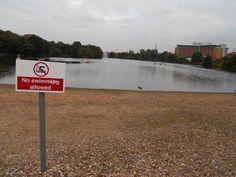 No Swimming at the NEC, Birmingham