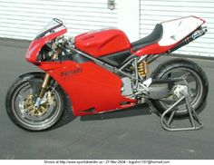 Ducati 996 Ducati 998, Ducati Motor, Sportbikes, Motorbikes, Dream Cars, Pilot, Automobile, Cafe Racers, Devil
